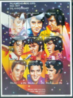 Palau 1992 Elvis Presley Sheetlet MUH - Palau