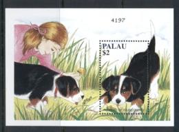Palau 1999 How To Love Your Dog MS MUH - Palau