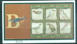 Palau 2000 Birds Of Palau MS MUH - Palau