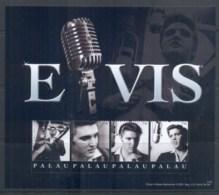 Palau 2010 Elvis Presley 75th Birthday MS MUH - Palau