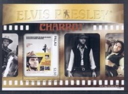 Palau 2010 Elvis Presley 75th Birthday, Charro MS MUH - Palau