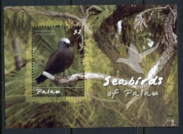 Palau 2011 Seabirds MS MUH - Palau