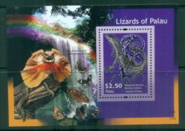 Palau 2012 Lizards Of Palau  $2.50 Mangrove Monitor MS MUH Lot81418 - Palau