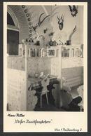 WIEN Rauhensteingasse 2 HAUS RITTER Weisser Rauchfangkehrer 1956 - Vienne