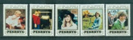 Penrhyn Is 1982 Princess Diana 21st Birthday MUH Lot81988 - Penrhyn