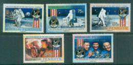 Penrhyn Is 1989 Space Moon Landing 20th Anniv. MUH - Penrhyn