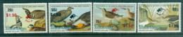 Penrhyn Is 1990 Audubon Birds, Opt Birdpex MUH - Penrhyn