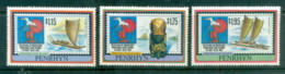 Penrhyn Is 1992 Festival Of Pacific Arts MUH - Penrhyn