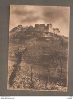 MONTECASSINO DISTRUTTA AVIAZIONE ANGLO-AMERICANA 1944  CARTOLINA NON VIAGGIATA - Italy