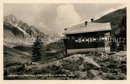73333618 Pfunds Hohenzollernhaus Berghuette Am Glockturm Oetztaler Alpen Pfunds - Autriche