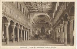 RAVENNA CHIESA S. APOLLINARE NUOVO INTERNO   (192) - Ravenna