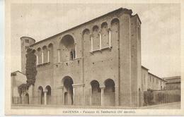 RAVENNA PALAZZO DI TEODORICO   (193) - Ravenna