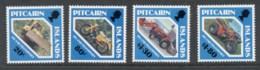 Pitcairn Is 1991 Island Vehicles MUH - Pitcairn Islands