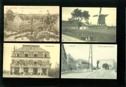 Beau Lot De 60 Cartes Postales De Belgique  La Côte      Mooi Lot Van 60 Postkaarten Van België Kust - 60 Scans - 5 - 99 Karten