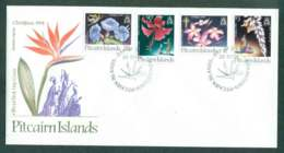 Pitcairn Is 1994 Xmas FDC Lot45761 - Pitcairn Islands