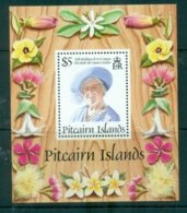 Pitcairn Is 1995 Queen Mother's 95th Birthday MS MUH - Pitcairn Islands