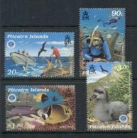 Pitcairn Is 1998 Marine Life, Intl. Year Of The Oceans MUH - Pitcairn Islands