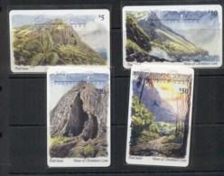 Pitcairn Is 1998 Phonecards Unused - Pitcairn Islands
