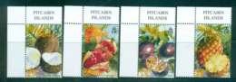 Pitcairn Is 2001 Tropical Fruit MUH Lot43388 - Pitcairn Islands