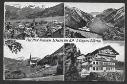 FÜGEN Zillertal Tirol Gasthof Pension SCHAU INS TAL 1966 - Zillertal