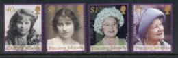 Pitcairn Is 2002 Queen Mother In Memoriam MUH - Pitcairn Islands