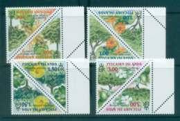 Pitcairn Is 2002 Trees Pairs MUH Lot43377 - Pitcairn Islands