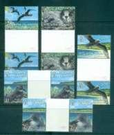 Pitcairn Is 2004 Murphy's Petrel Gutter Pairs MUH Lot43397 - Pitcairn Islands