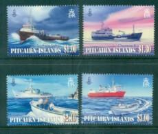 Pitcairn Is 2011 Supply Ships MUH Lot79919 - Pitcairn Islands