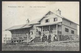 PRETULALPE Steiermark ROSEGGER Alpenhaus Neues Schutzhaus Roseggerhaus 1909 - Non Classés