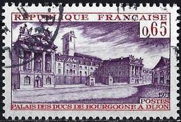 France 1973 - Castle Of Ducs De Bourgogne ( Mi 1833 - YT 1757 ) - Oblitérés