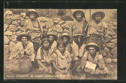 AK Guatemala, Indigenas De Solola, Indianer - Guatemala