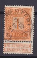 N° 108 WESTERLOO - 1912 Pellens