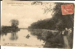 49 MONTREUIL BELFROY -  Bords De La Mayenne   1 - Other Municipalities