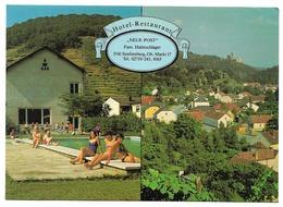 SENFTENBERG Niederösterreich Kremstal Waldviertel Hotel Restaurant NEUE POST 1983 - Krems An Der Donau