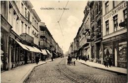 Belgique Charleroi Rue Neuve - Charleroi