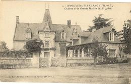 49 MONTREUIL BELFROY -   Château De La Grande Maison  2 - France