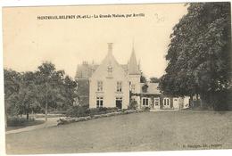 49 MONTREUIL BELFROY -    La Grande Maison  Par Avrillé  5 - France