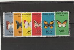 SÉNÉGAL 1963 N° 226 à 231 ** - Senegal (1960-...)
