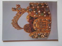 Deutsch, 2. Halfte 10. Jhdt. Krone Des Heiligen Romischen Reiches. Kunsthistorisches Museum Wien, 1992/8001 - Belle-Arti