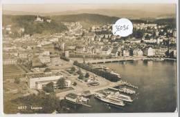 CPM ( 1959) -36096- Suisse -Luzern - Vue Générale Aérienne - LU Lucerne