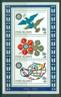 Cook Is 1980 Rotary International MS MUH - Cook Islands