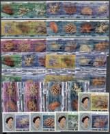 Cook Is 1980-82 Corals MUH - Cook Islands
