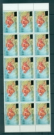 PNG 1994 Surcharge 21t On 35t 1987 Clown Fish Blk 15 MUH Lot71009 - Papua New Guinea