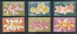 PNG 2005 Flowers, Frangipanni MUH - Papua New Guinea