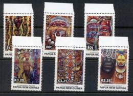 PNG 2006 Contemporary Art MUH - Papua New Guinea