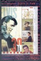 PNG 2006 Elvis Presley Sheetlet MUH - Papua New Guinea