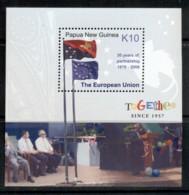 PNG 2008 European Union Partnership MS MUH - Papua New Guinea
