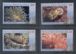 PNG 2008 Marine Life Biodiversity MUH - Papua New Guinea