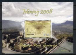 PNG 2008 Mining MS MUH - Papua New Guinea