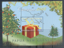 PNG 2008 Xmas MS MUH - Papua New Guinea